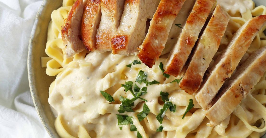 Chicken Fettucine Alfredo 6 1110x577 - Your Source of Fresh Chicken
