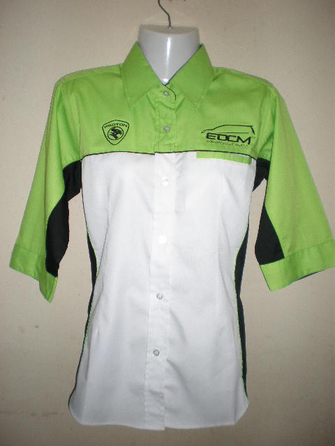 EOCM Corporate Shirt Female Front - EOCM Official Merchandise