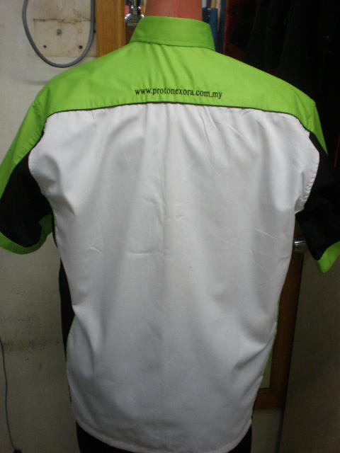 EOCM Corporate Shirt Male Back - EOCM Official Merchandise
