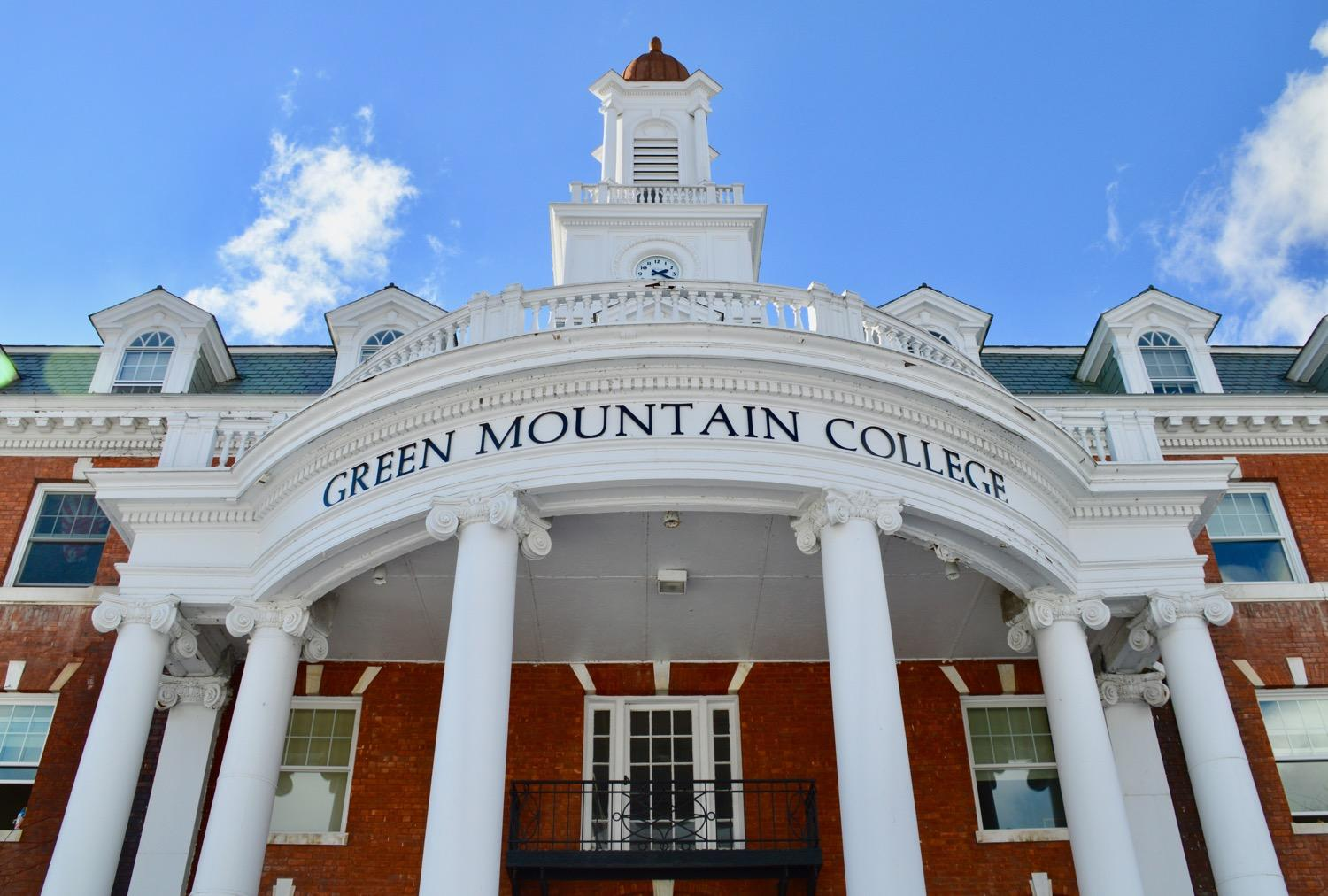 Green Mountain College name vpr keck 20190208 - What Makes a Good College