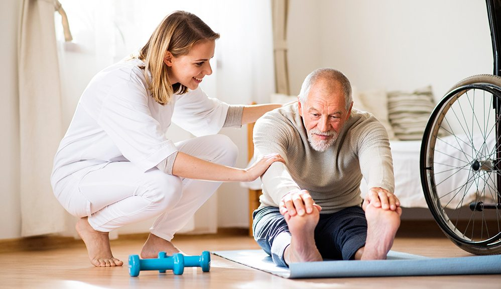 help senior exersize 998x577 - Everything You Need To Know About Pilates