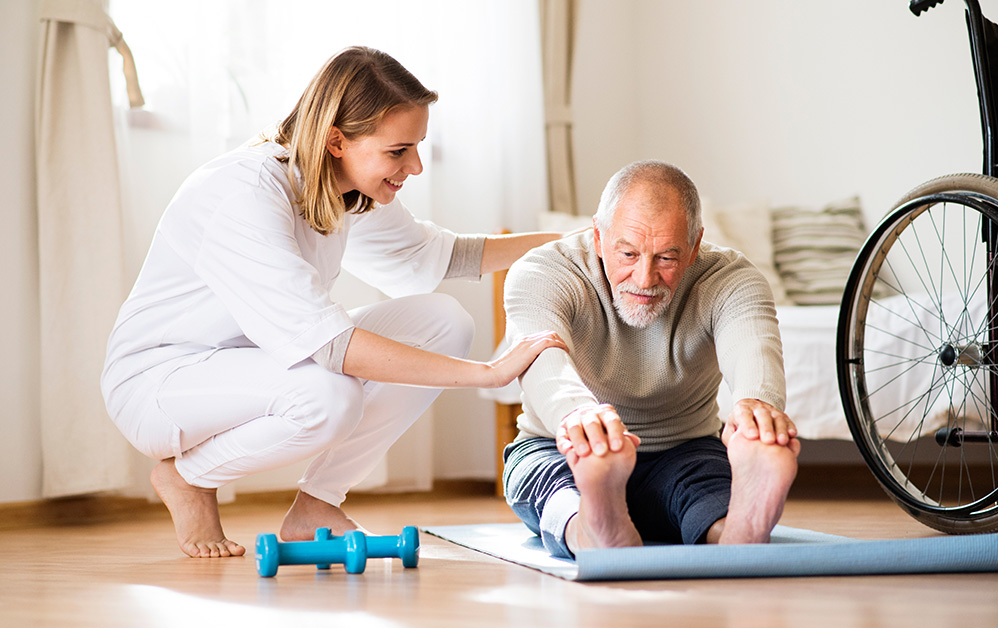 help senior exersize - Everything You Need To Know About Pilates