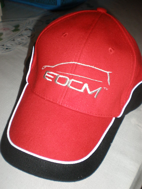 EOCM Cap Front - EOCM Official Merchandise