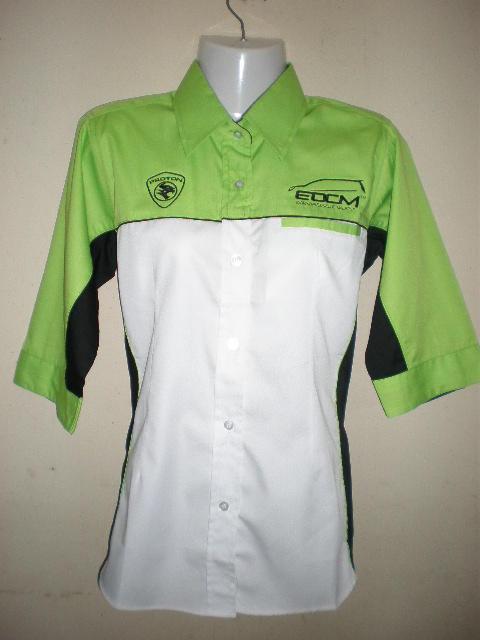 EOCM Corporate Shirt Female Front - EOCM Official Merchandise